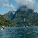 Enjoying El Nido – The long road up