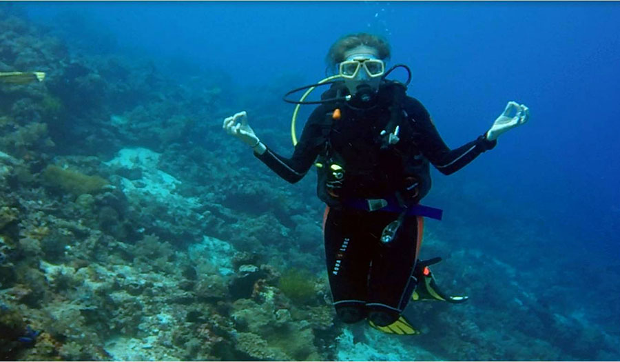 Diving & Yoga in the Philippines