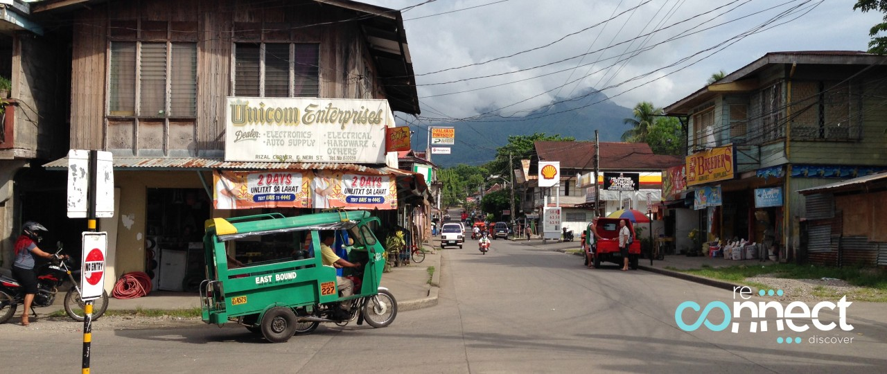 Downtown Mambajao
