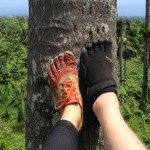 Why you should try the five finger shoes!